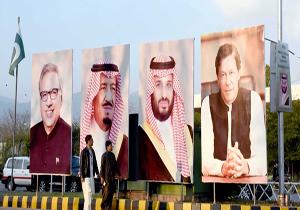 سفر محمد بن سلمان به پاکستان به تعویق افتاد