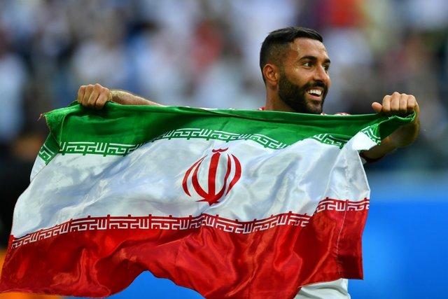 ستاره ایرانی بهترین بازیکن تیمش شد