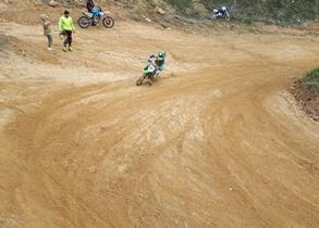 لنگرود میزبان رقابتهای موتورکراس کاپ آزاد کشور