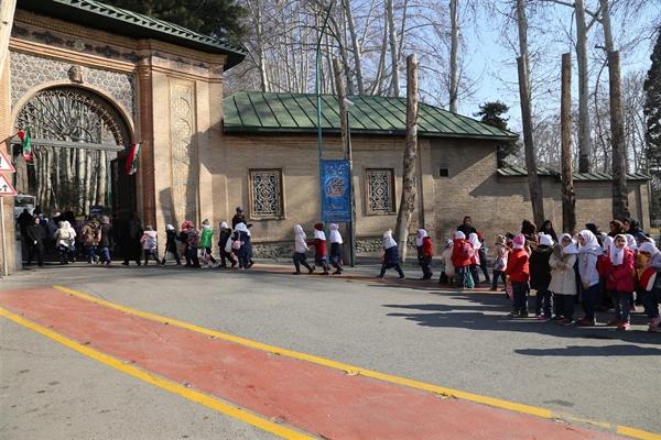 ۶۵ هزار نفر از موزههای مجموعه فرهنگی تاریخی سعدآباد بازدید کردند