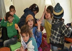گشایش دوگذرگاه ویژه آوارگان سوری در اردوگاه الرکبان
