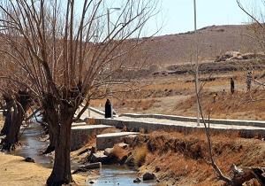 جریان دوباره آب در چشمه غربالبیز مهریز