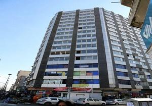 ساختمان 19 طبقه آزادی ایمن سازی شد