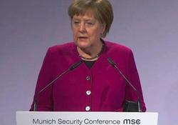 مرکل: اختلافات میان اروپا و آمریکا در خصوص ایران تاکتیکی است
