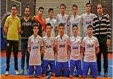 باشگاه خبرنگاران - ناکامی تیم فوتسال نوجوانان مهاباد از صعود به مرحله لیگ کشوری