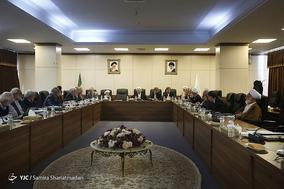مجمع تشخیص مصحلت نظام صبح امروز شنبه بیست و هفتم بهمن ماه با حضور اعضا و به ریاست آیت الله آملی لاریجانی تشکیل جلسه داد.