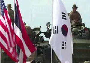 آغاز رزمایش سالانه آمریکا با تایلند و کره جنوبی + فیلم