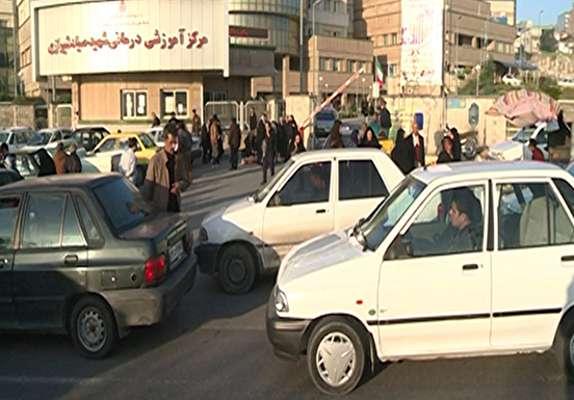 باشگاه خبرنگاران - بیمارستان صیاد شیرازی گرگان مشکل پارکینگ دارد