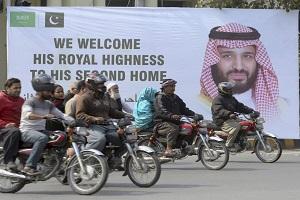 دیدار احتمالی ولیعهد سعودی با اعضای طالبان در پاکستان
