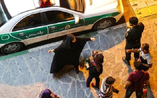 ماجرای شلیک هوایی پلیس امنیت اخلاقی در میدان نبوت چیست؟