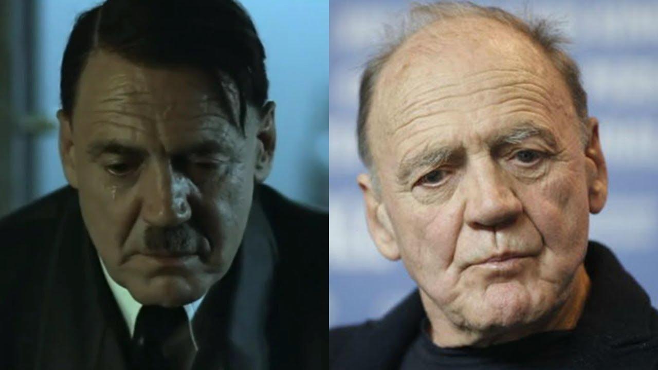 بازیگر نقش هیتلر در گذشت