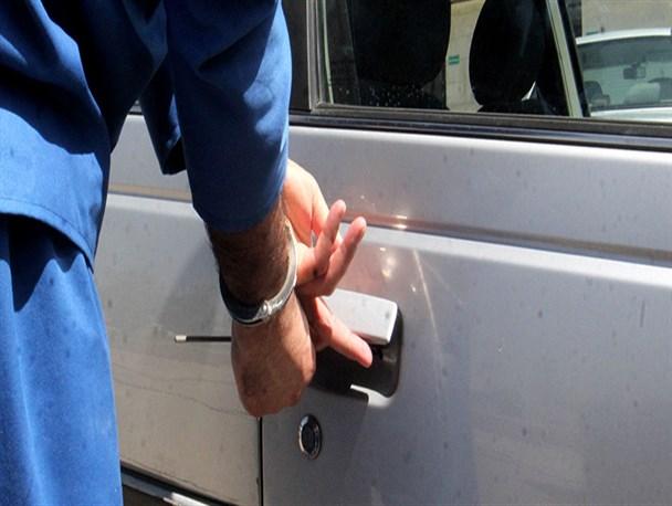 متلاشی شدن ۴ باند سرقت خودرو در همدان/ کشف ۶۴ خودرو سرقتی