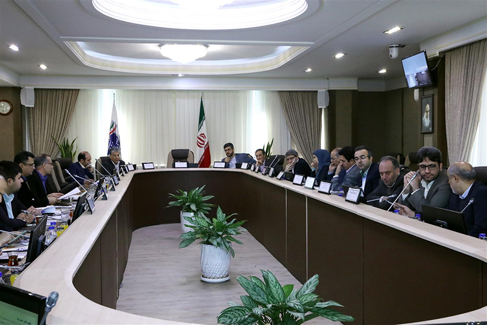 مجمع عمومی طرح های تملک دارایی های سرمایه ای شرکت زیرساخت برگزار شد