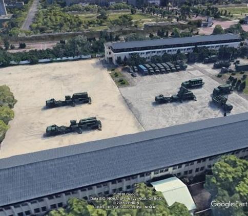 گاف بزرگ گوگلمپ: نمایش مکان سایت محرمانه موشکی تایوان + تصویر