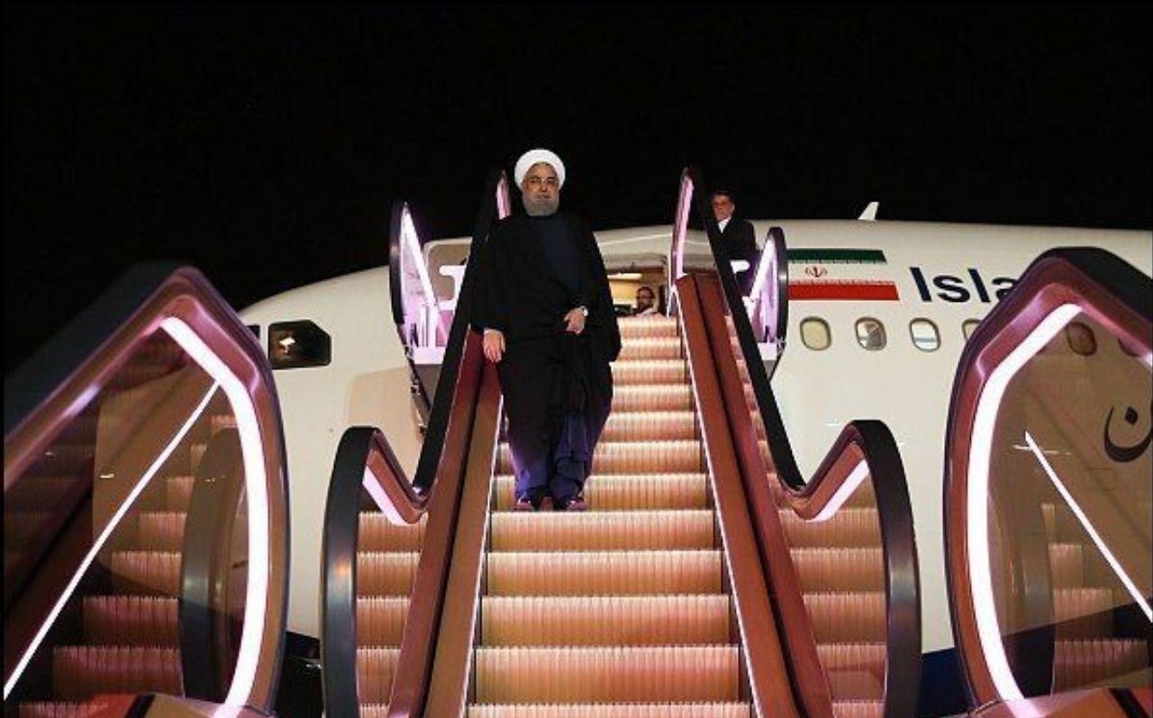 رونمایی از اولین پله برقی هواپیما در ایران + عکس