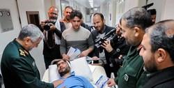 مجروحان حادثه تروریستی فردا مرخص میشوند