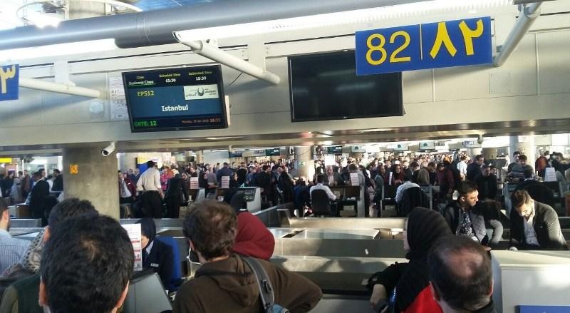 گواهینامه فرودگاهی به فرودگاه بین المللی امام خمینی اعطا شد