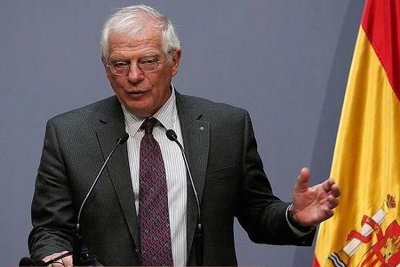 وزیر خارجه اسپانیا: اتحادیه اروپا اختیاری برای به رسمیت شناختن گوایدو ندارد