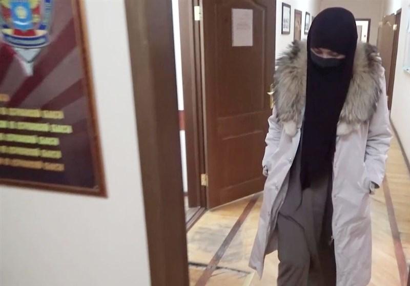 بازداشت زنی که برای داعشیهای سنگ تمام میگذاشت+ عکس