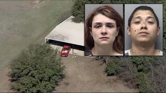 بازداشت مادر و پدر سنگدل به جرم کودک آزاری/ نگهداری از ۴ فرزند در قفس سگها+ عکس