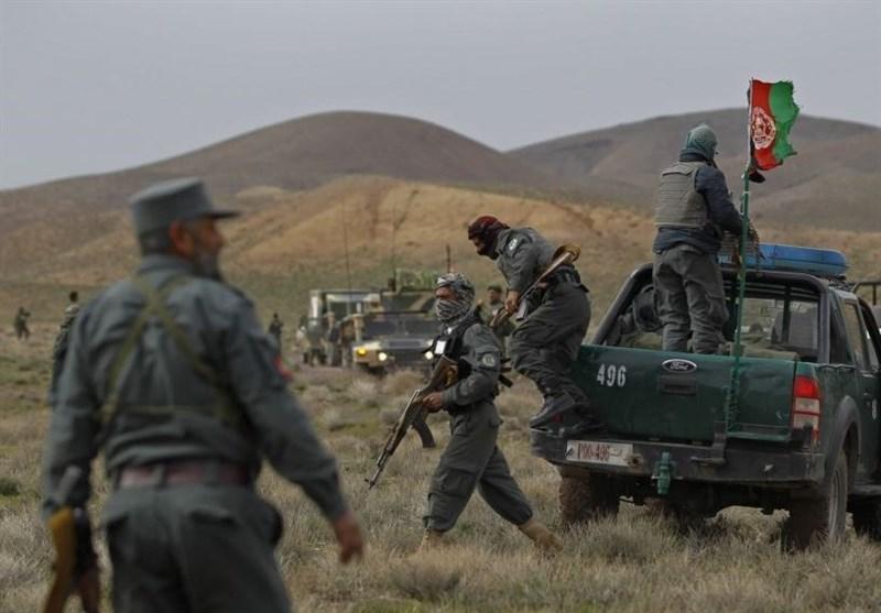 جان باختن ۳۲ نیروی امنیتی افغانستان در حمله طالبان