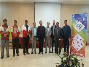 درخشش ورزشکاران نیشابوری در مسابقات سنگنوردی خراسان رضوی