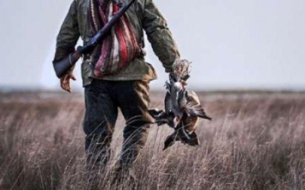 دستگیری شکارچی متخلف در سیاهکل