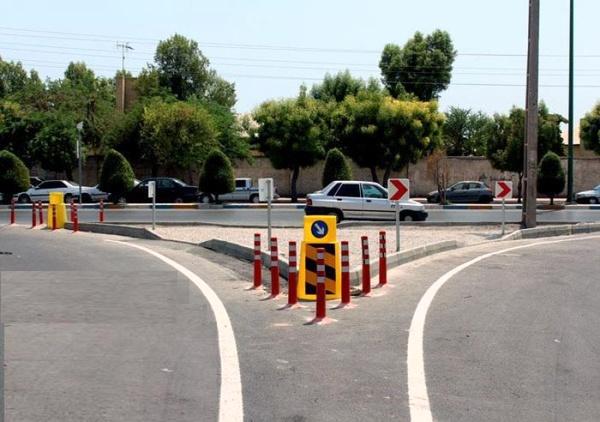 اصلاح هندسی معابر شهری، گام مهمی در کاهش تصادفات