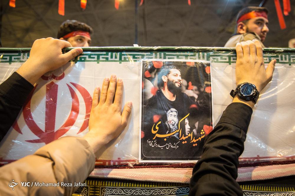 بیانیه هیات رزمندگان اسلام در پی شهادت پاسداران انقلاب اسلامی در سیستان و بلوچستان