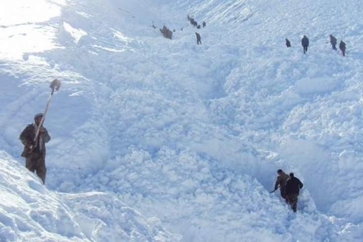جان باختن 71 شهروند افغانستان در حوادث طبیعی اخیر این کشور