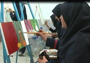 ۷ هزار دانش آموز میبدی در مسابقات فرهنگی هنری رقابت کردند