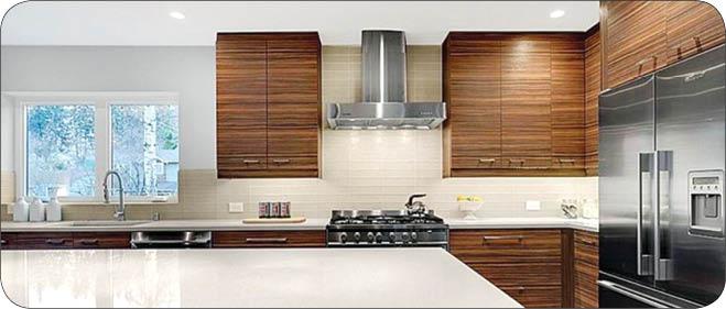 باشگاه خبرنگاران -سفید برای زیبایی و قهوهای برای رفع خستگی/ رنگبندیهایی که آشپزخانه شما را زیباتر میکنند + تصاویر