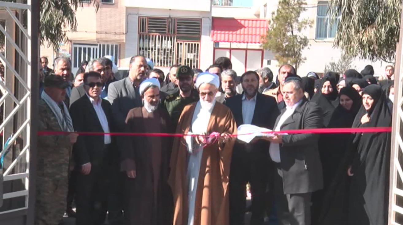 نمایش دستاوردهای مددجویان کمیته امداد امام خمینی در ساوه