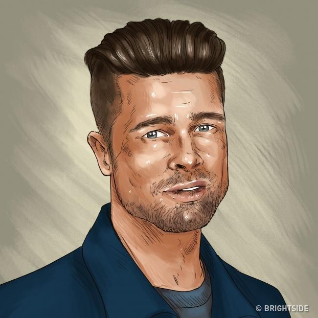 شخصیت شناسی مردان از روی مدل موهایشان