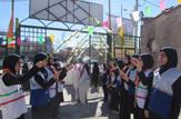 باشگاه خبرنگاران -جشن تکلیف ۳۰۰ دانش آموز دختر در شهرکرد