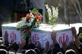 باشگاه خبرنگاران -تشییع پیکر شهید مدافع وطن یونس امیری در بروجن