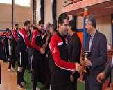 باشگاه خبرنگاران -تجلیل از تیمها و نفرات برتر مسابقات فرهنگی ورزشی بسیج ادارات گیلان