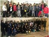 باشگاه خبرنگاران -پایان مسابقات دوچرخه سواری دانش آموزان در کرمان
