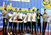 باشگاه خبرنگاران -حضور کرمانشاه در مسابقات مچ اندازی قهرمانی باشگاههای کشور