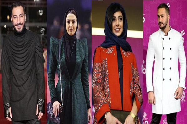 انتقاد خبرنگار صداوسیما از لباسهای عجیب بازیگران!