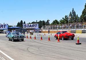 اعزام اتومبیلرانان رشته دِرَگ به مسابقات کشوری