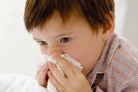 درمان سرماخوردگی نوزادان و کودکان نوپا/به کودک زیر ۶ ماه آبمیوه ندهید
