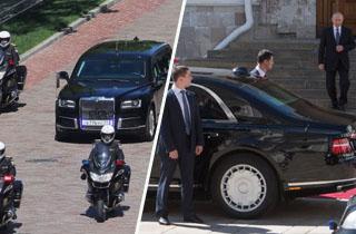 با لیموزین جدید رئیسجمهور روسیه و نحوه ساخت آن آشنا شوید +فیلم