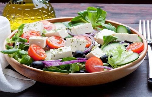 رژیم غذایی که از استخوانها در زمان یائسگی محافظت میکند