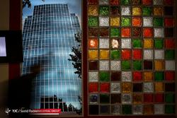 افتتاح نمایشگاه بینالمللی صنعت در و پنجره و رنگ و رزین