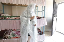 آزادی زندانیان ندامتگاه زنان