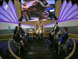 اجرای زنده سربازان یگان رزم نواز در برنامه علی ضیا + فیلم