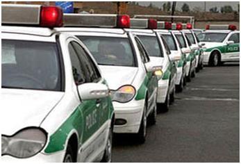 دستگیری ۱۳ سارق و ۴ خرده فروش موادمخدر در ۲۴ ساعت گذشته
