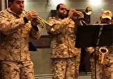 باشگاه خبرنگاران - اجرای زنده سربازان یگان رزم نواز در برنامه علی ضیا + فیلم