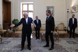 دیدارهای امروز وزیر امور خارجه - ۳ بهمن ۹۷